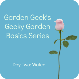 geeky garden basics series day two